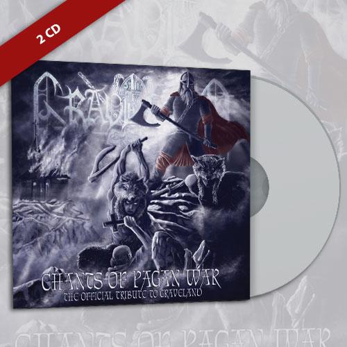 Chants Of Pagan War Tribute 2CD